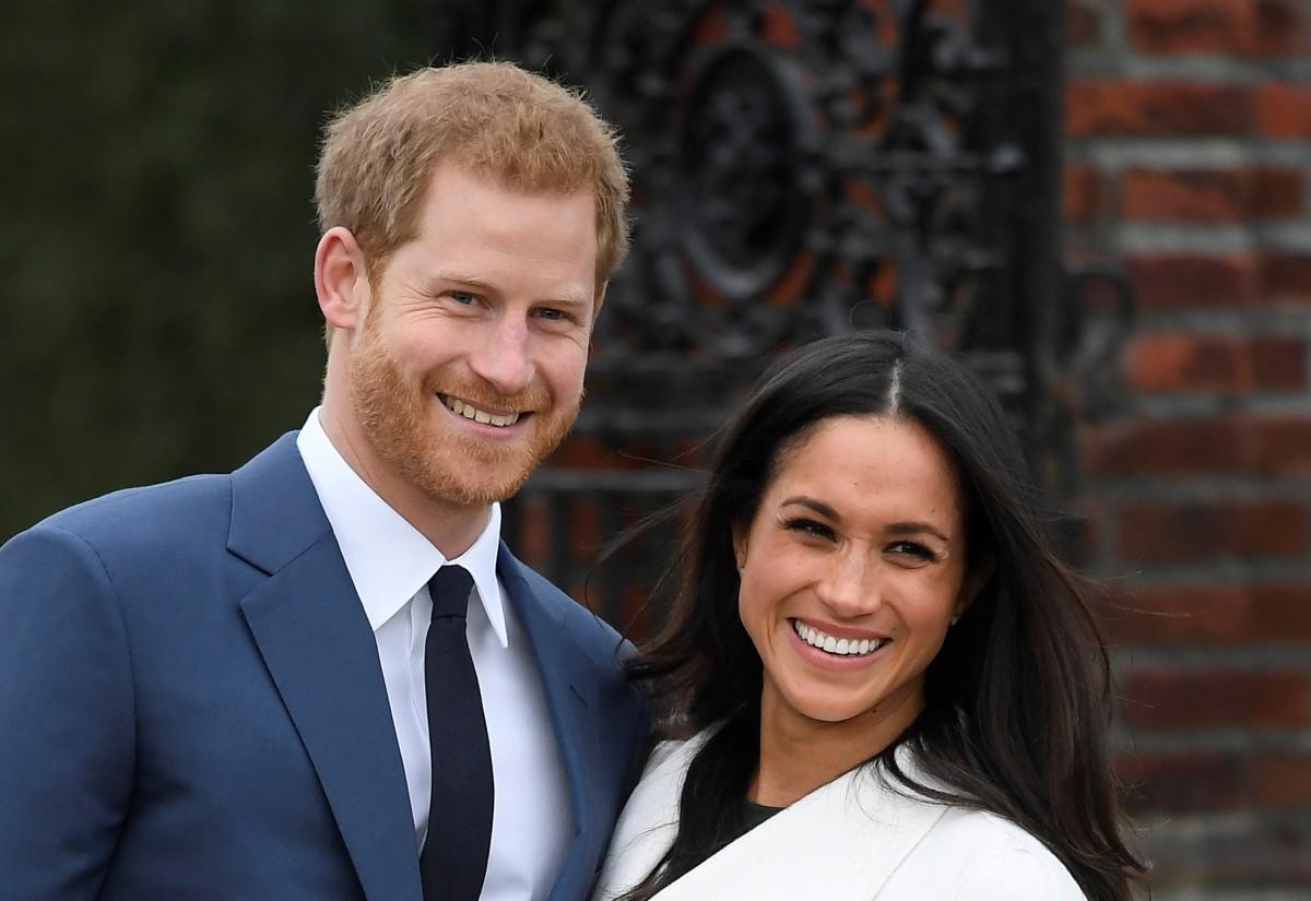 Принцу Гарри и Меган Маркл официально разрешили пожениться.