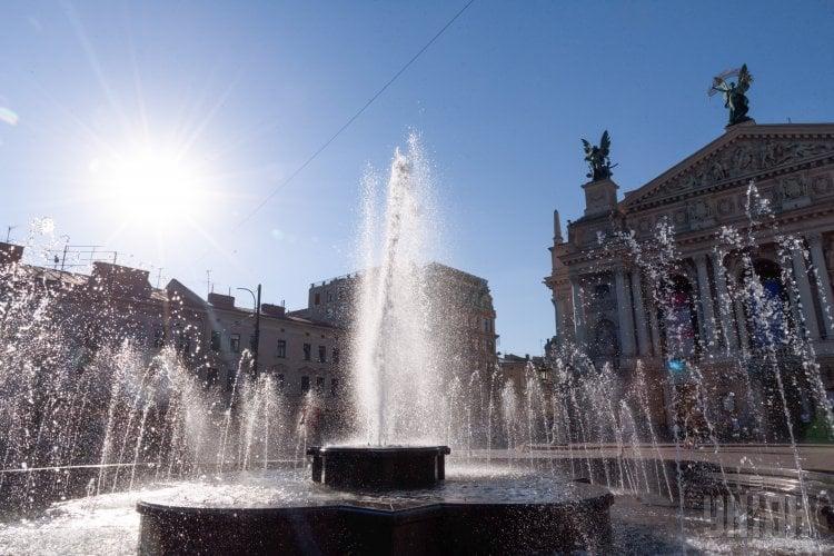 Новости Киева - В Киеве зафиксировали самую высокую температуру в 2019-м