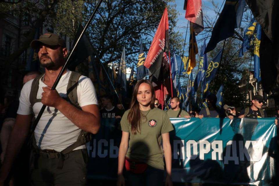 Татьяна Сойкина, лидер одесского