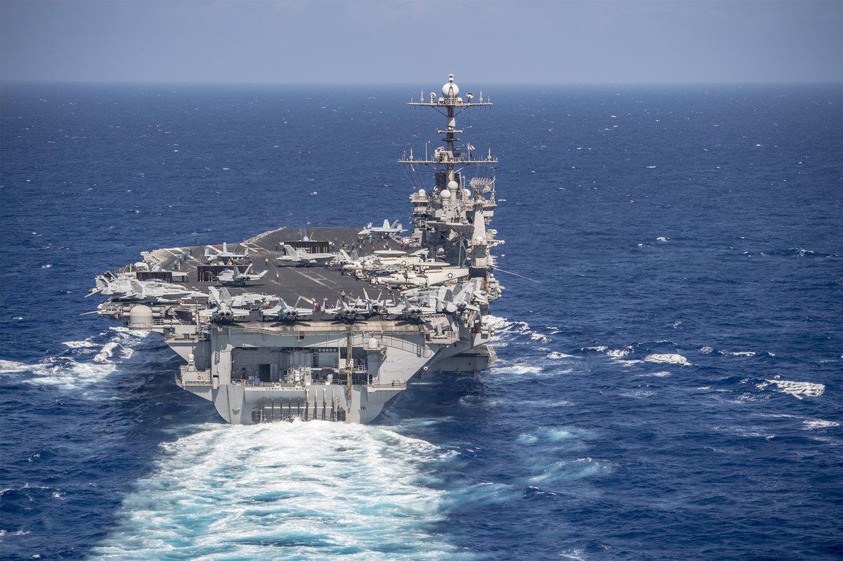 Пентагон заявил о возрождении Второго флота