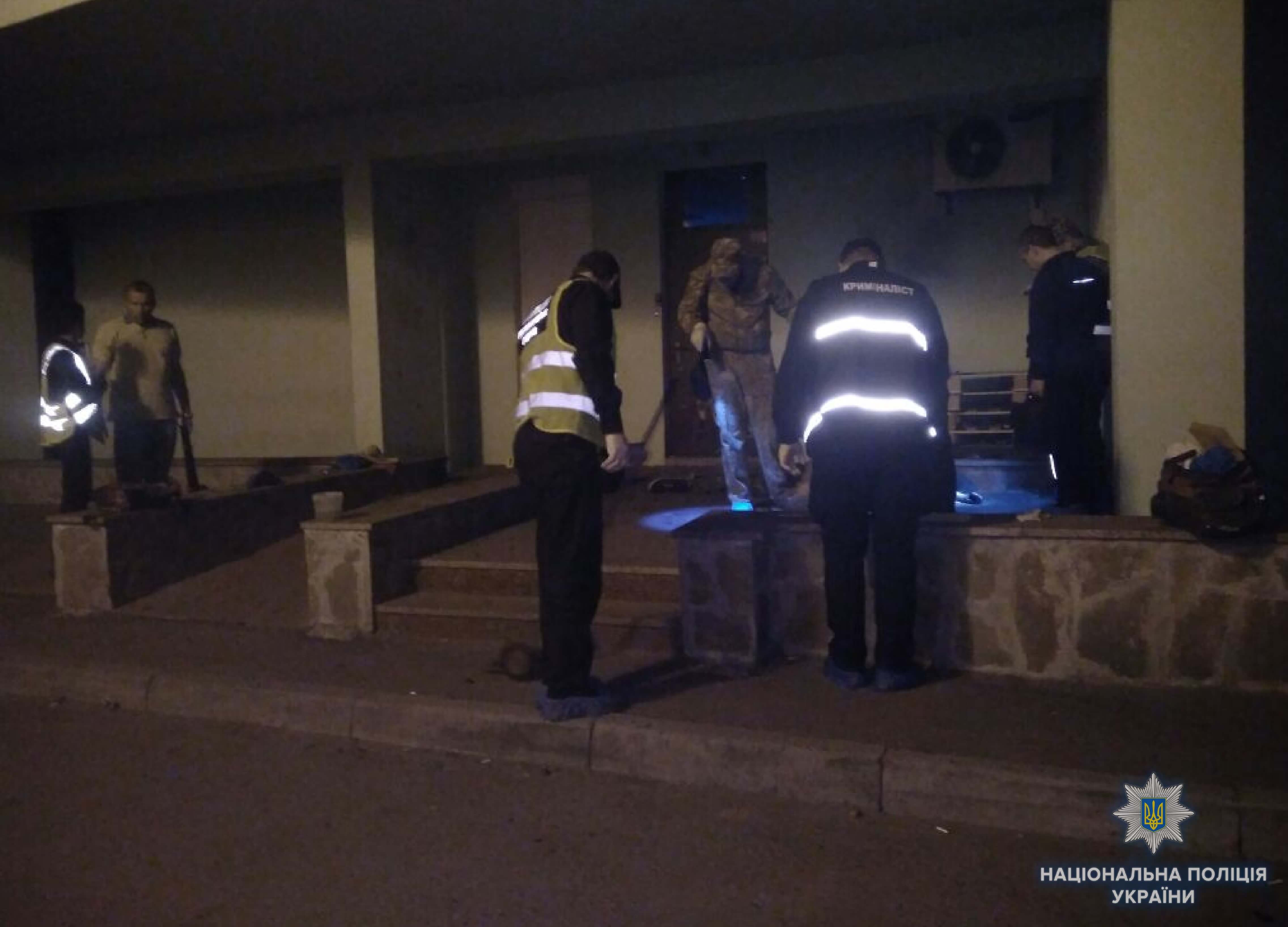 В Киеве на Подоле в результате взрыва погиб местный житель
