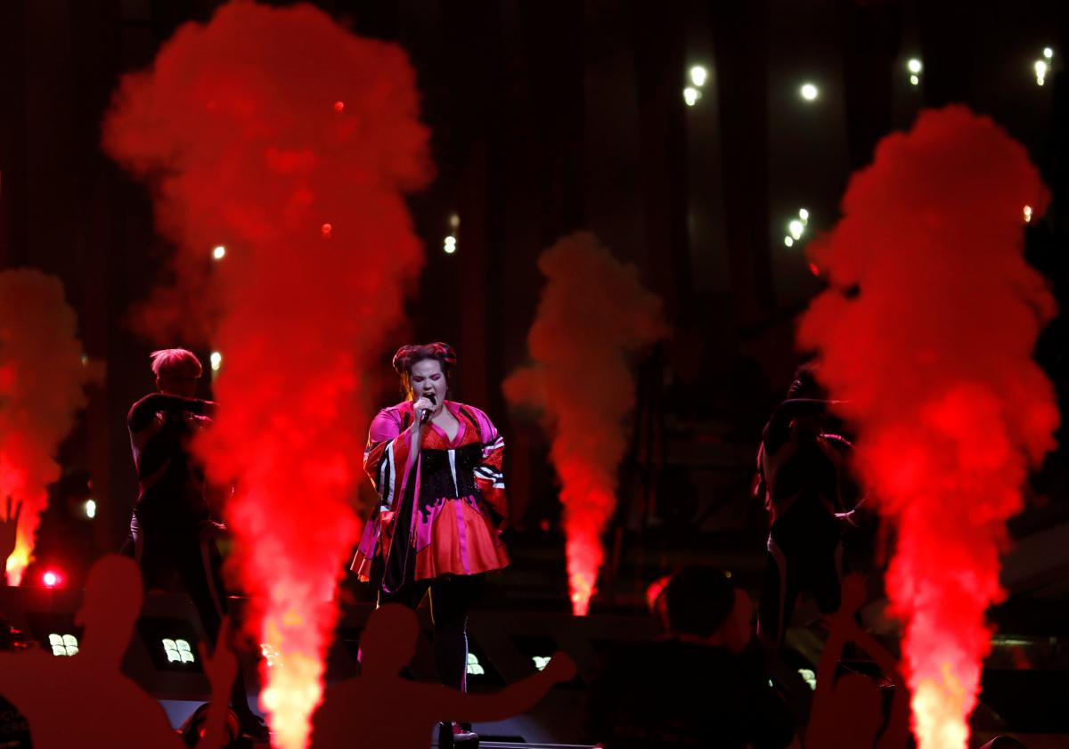 Нетта Барзилай из Израиля, по прогнозам, может победить на Евровидении-2018