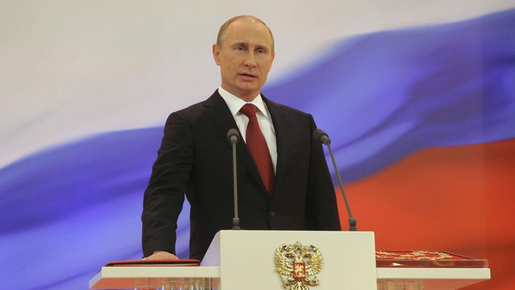 7 мая проходит инаугурация Владимира Путина.