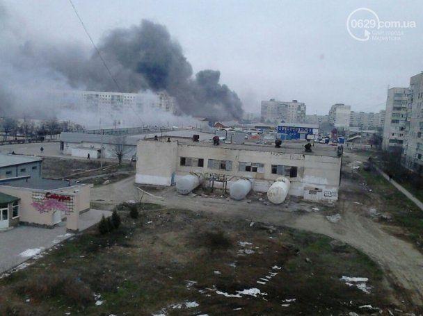 Международное расследование выявило причастность российских военных к обстрелу Мариуполя