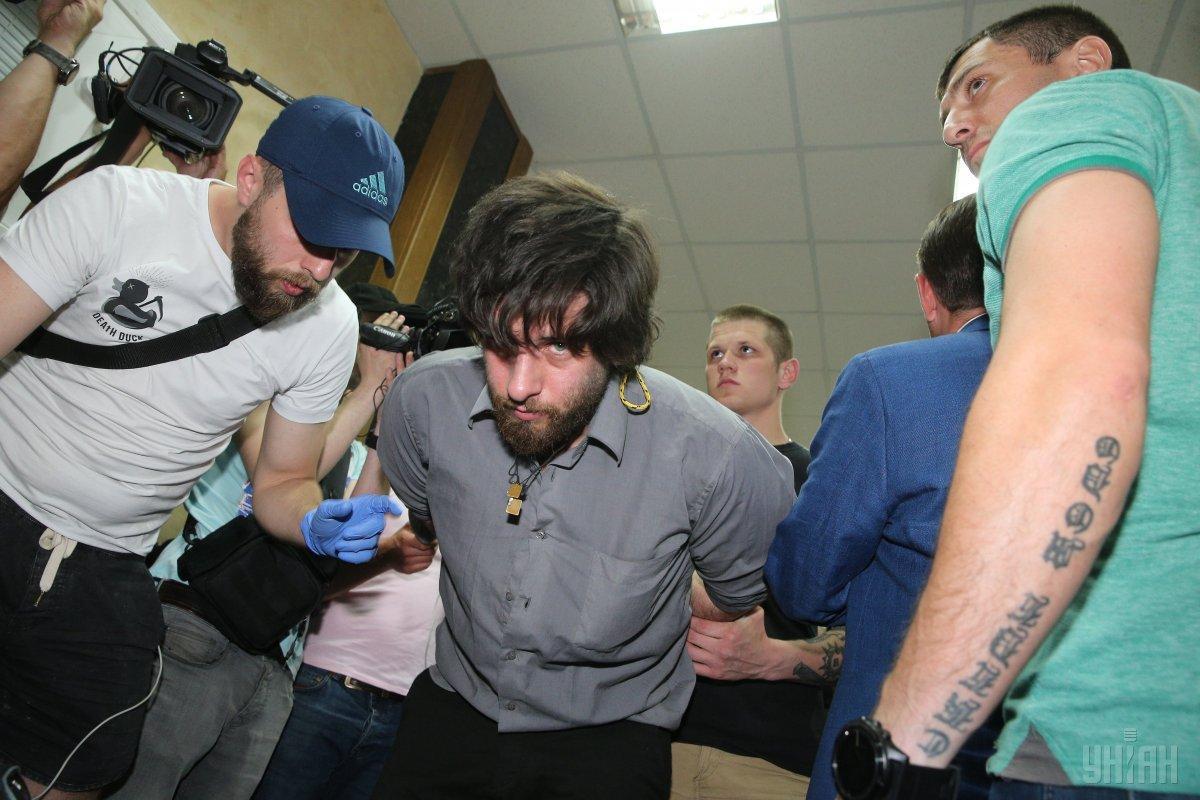 Рафаэль Лусварги арестован на 60 суток