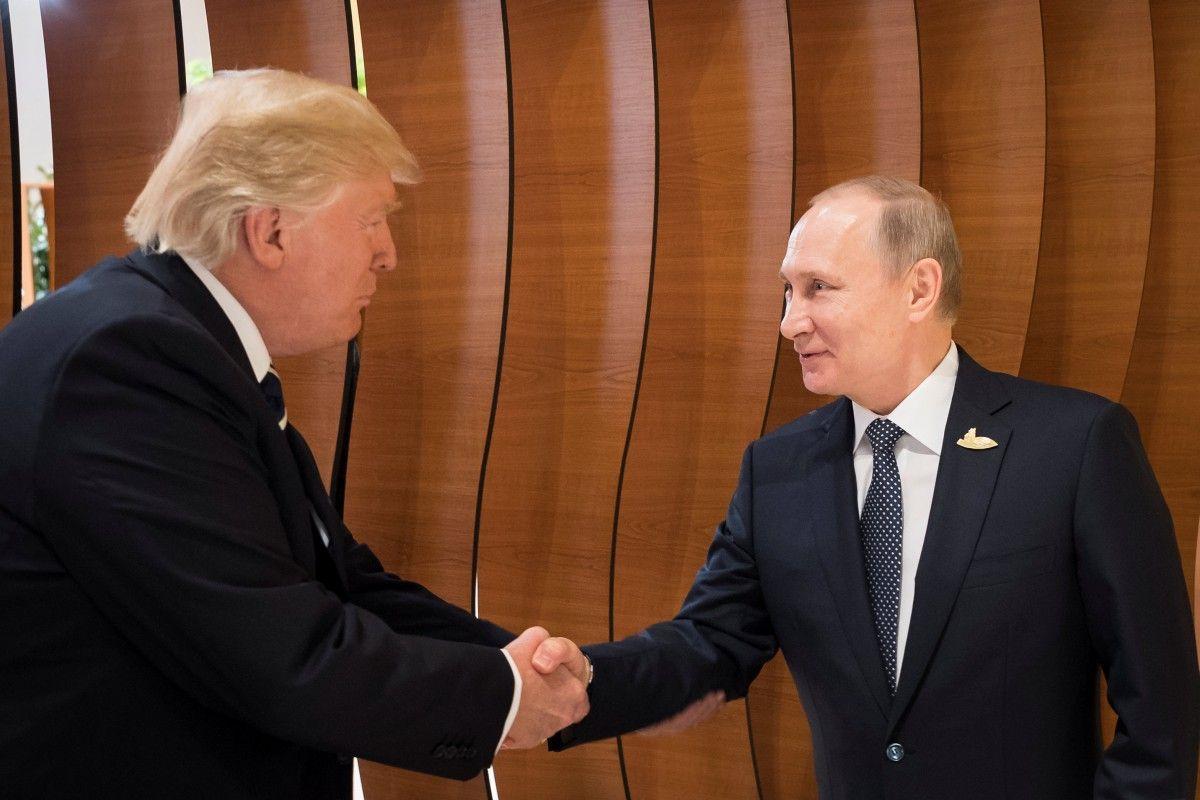 Представитель Трампа передала Путину поздравления с инаугурацией
