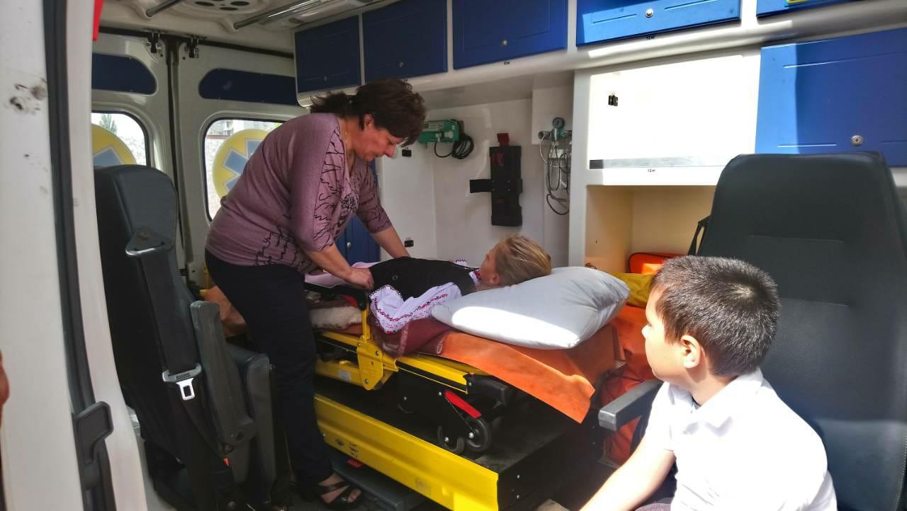 В Черкассах госпитализировали еще 2-х детей.
