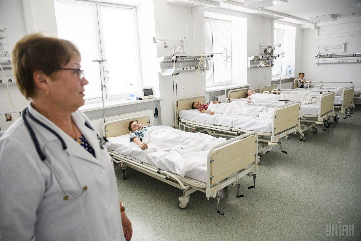 В Черкассах 11 школьников попали в реанимацию
