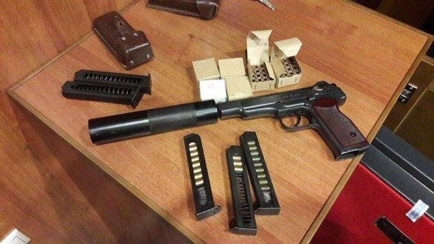 Изъято в результате обыска у Петра Симоненко