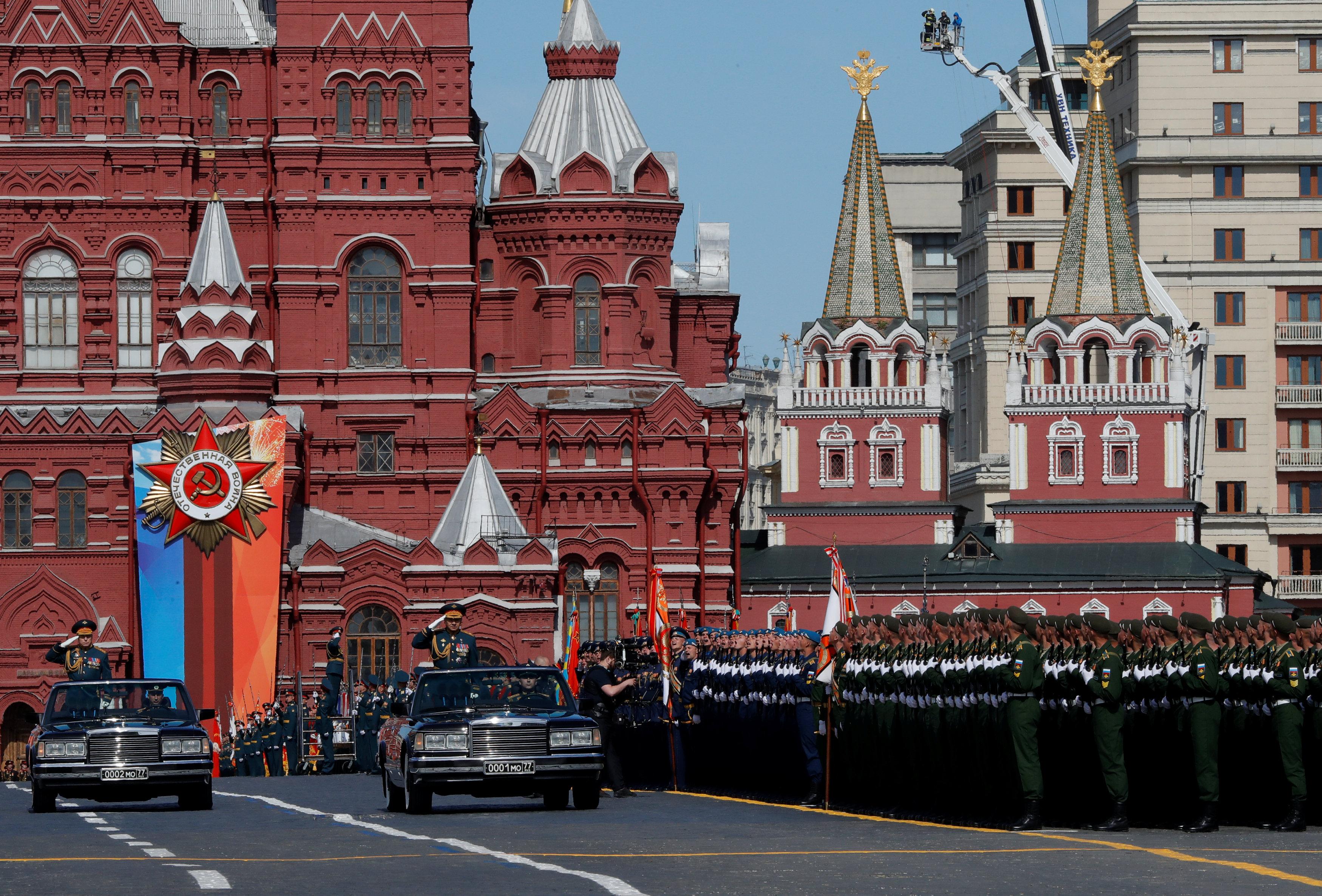 Парад Перемоги у Москві