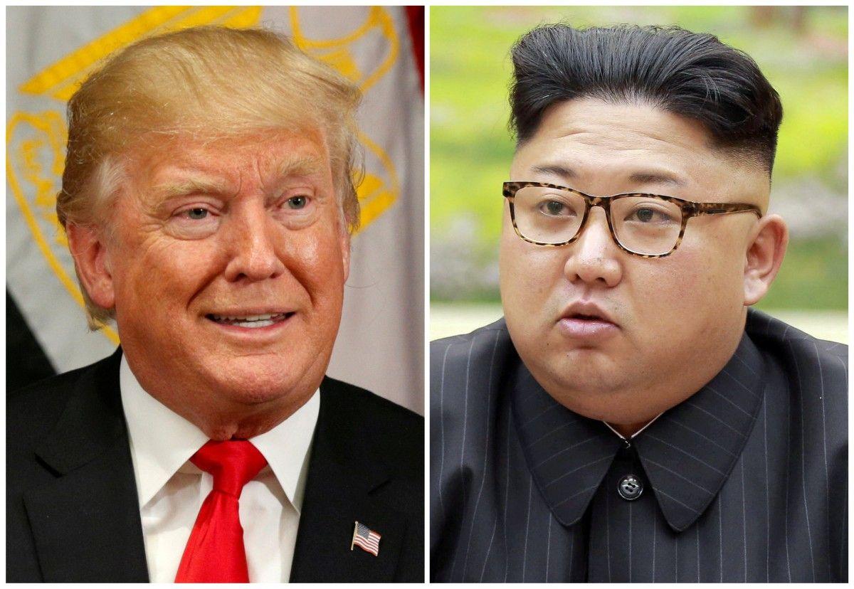 Дональд Трамп и Ким Чен Ын поговорят о поддержании мира на Корейском полуострове