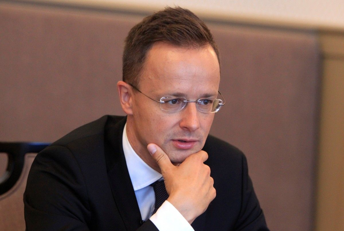 Петер Сийярто назвал условия для ликвидации вето по НАТО