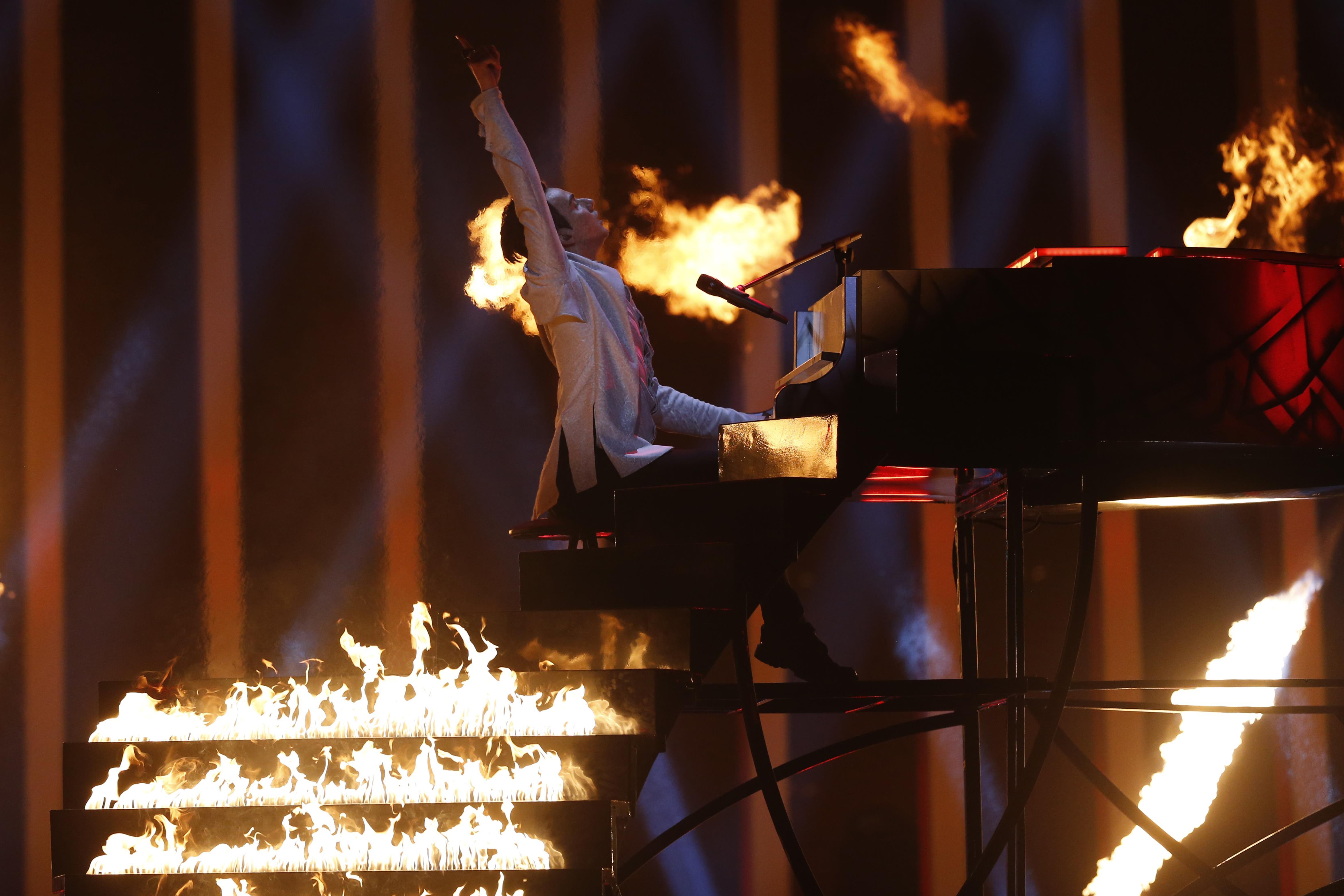 В финале Евровидения выступит представитель Украины - Melovin