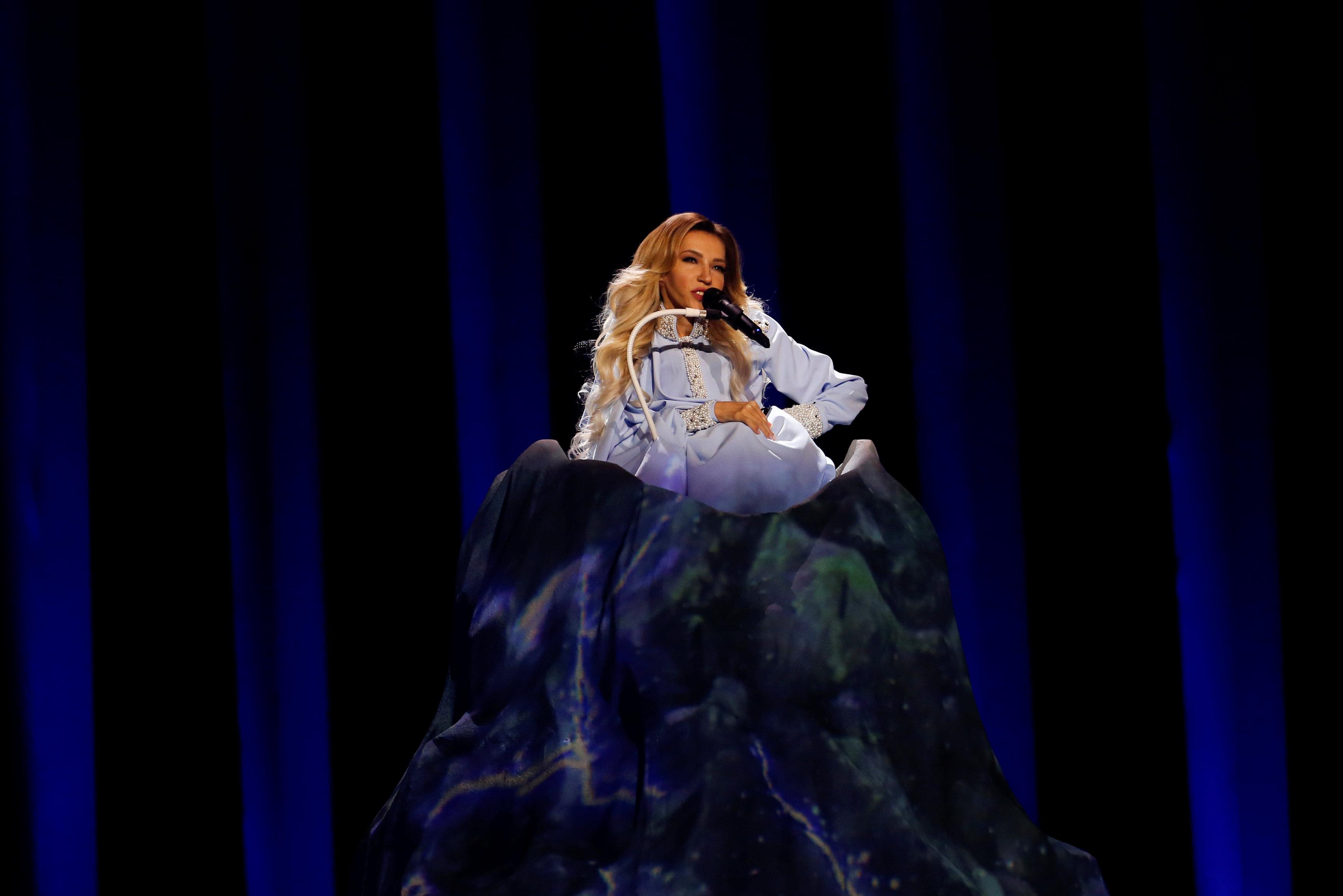 В России считают, что Украина не дала возможность Юлии Самойловой показать себя в 2017 году