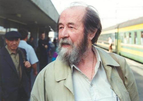 Владимир Вятрович назвал Александра Солженицына империалистом