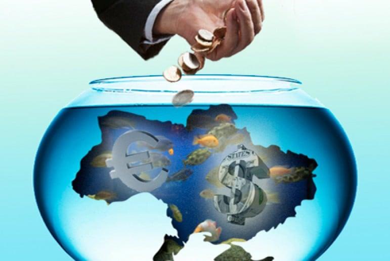 инвестиции, Украина