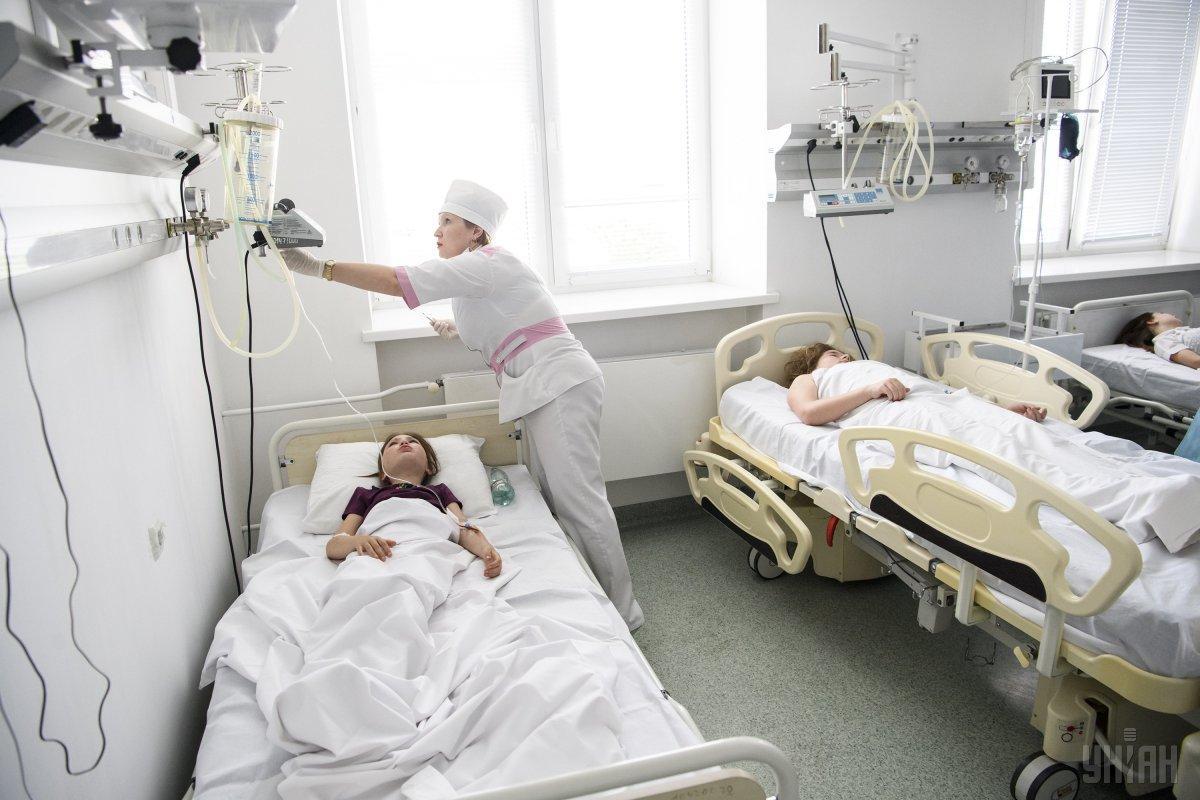 У пострадавших от отравления школьников из Черкасс ухудшились результаты анализов