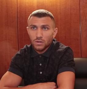 Василий Ломаченко сказал, что его ключ к победе над Хорхе Линаресом — ловкость