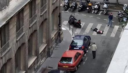 Злоумышленник был застрелен полицейскими