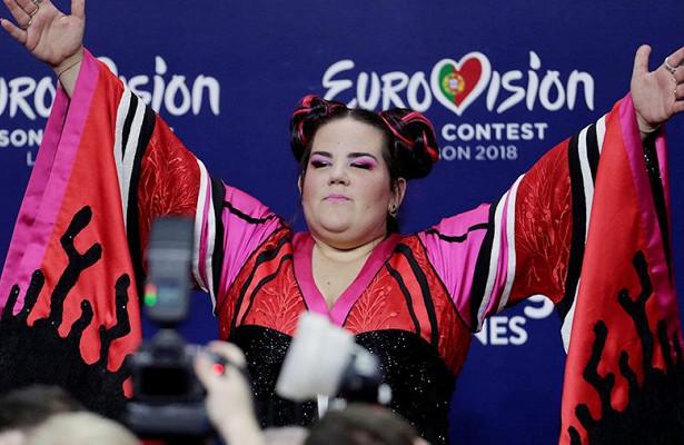 Победительница Евровидения-2018 Нетта Барзилай