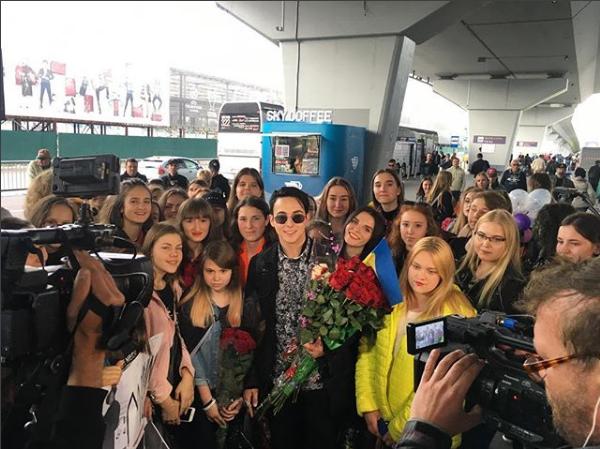 MELOVIN вернулся в Украину.