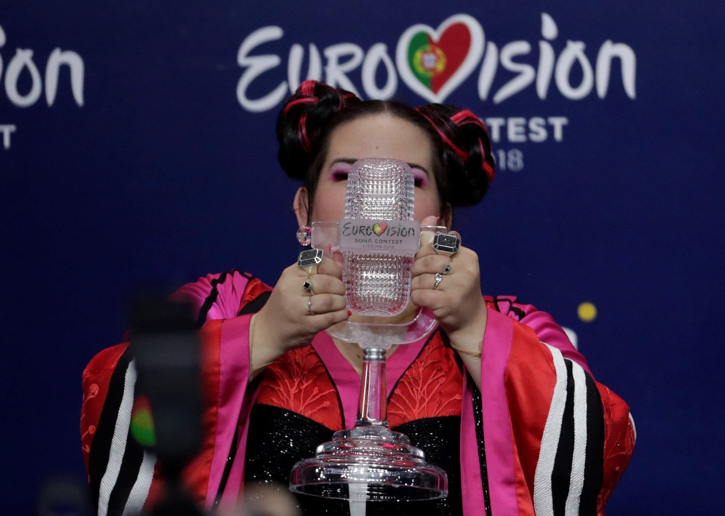 Нетта Барзилай получала еще один трофей