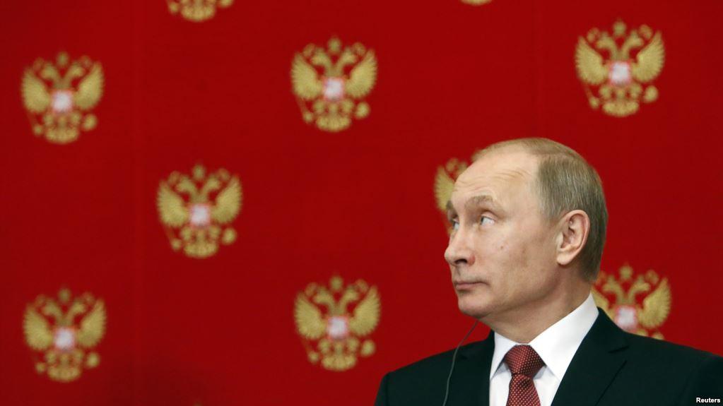 Владимир Путин навязал стране свою повестку