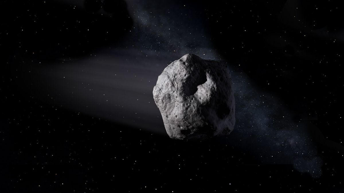 Астероид максимально за всю историю приблизится к Земле