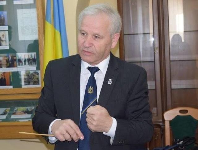 Василий Марушинец отстранен от должности за антисемитизм
