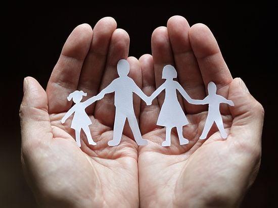 Семья из 346 человек живет в Украине.
