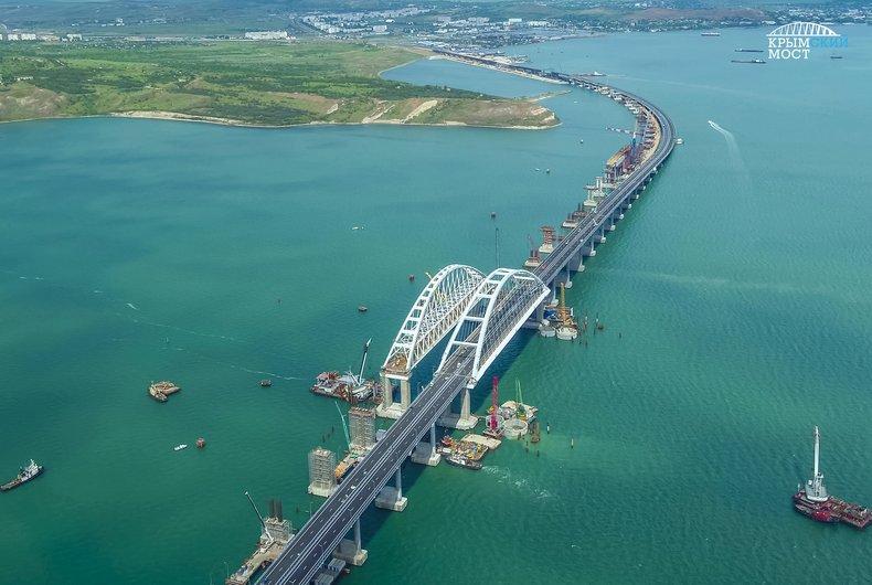 Новых санкций за Крымский мост не будет