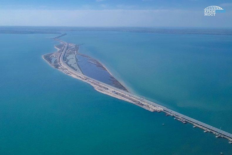 По Крымскому мосту Запад традиционно ограничится