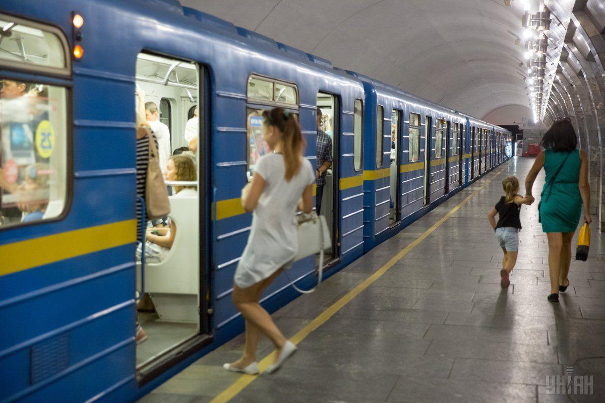 Новости Киева - В метро Киева перестали работать три станции
