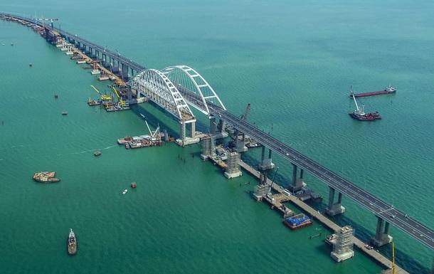Блогер сообщила, что Крымский мост расползается, за этим процессом следят