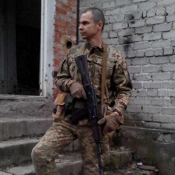 На Донбассе погиб украинский воин Сергей Гундер