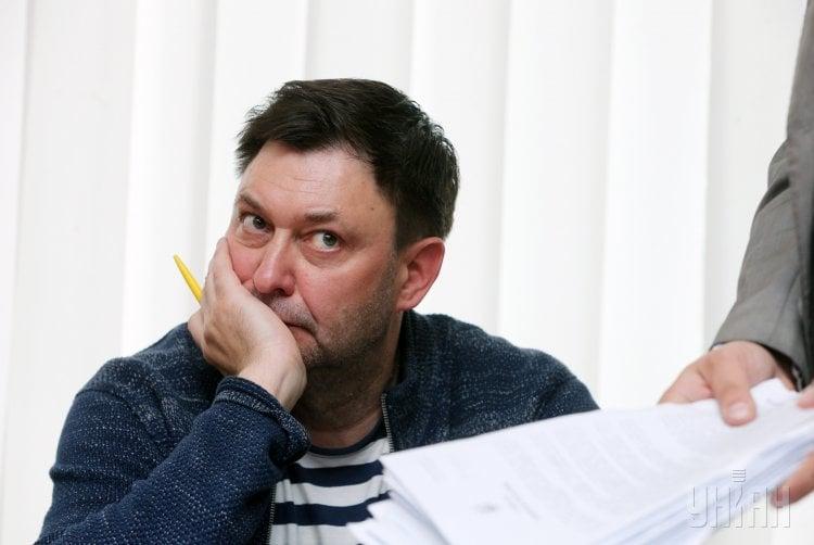 В Киеве ограбили квартиру Кирилла Вышинского