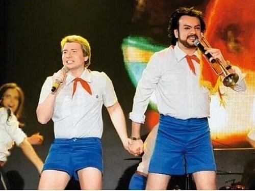 Украинцы слушают в YouTube российских исполнителей