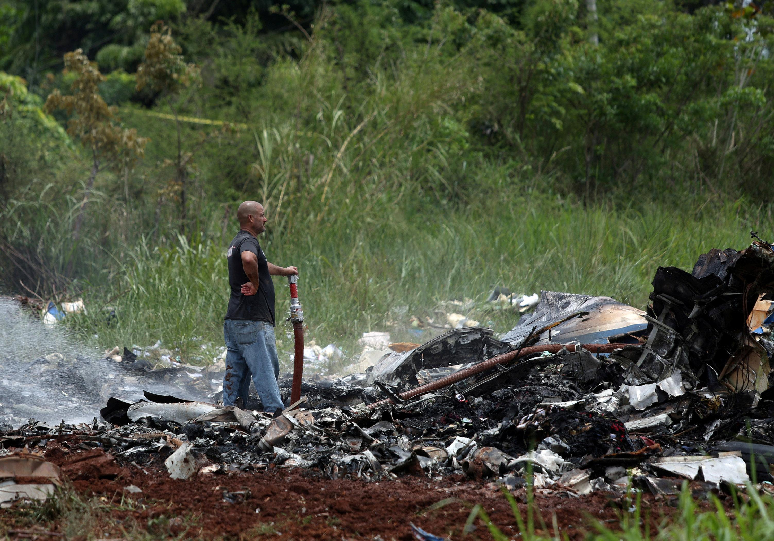 На Кубе самолет Boeing 737 мог потерпеть крушение из-за  технического сбоя, считает бортинженер
