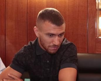 Василий Ломаченко после победы над боксером из Венесуэлы купил себе машину