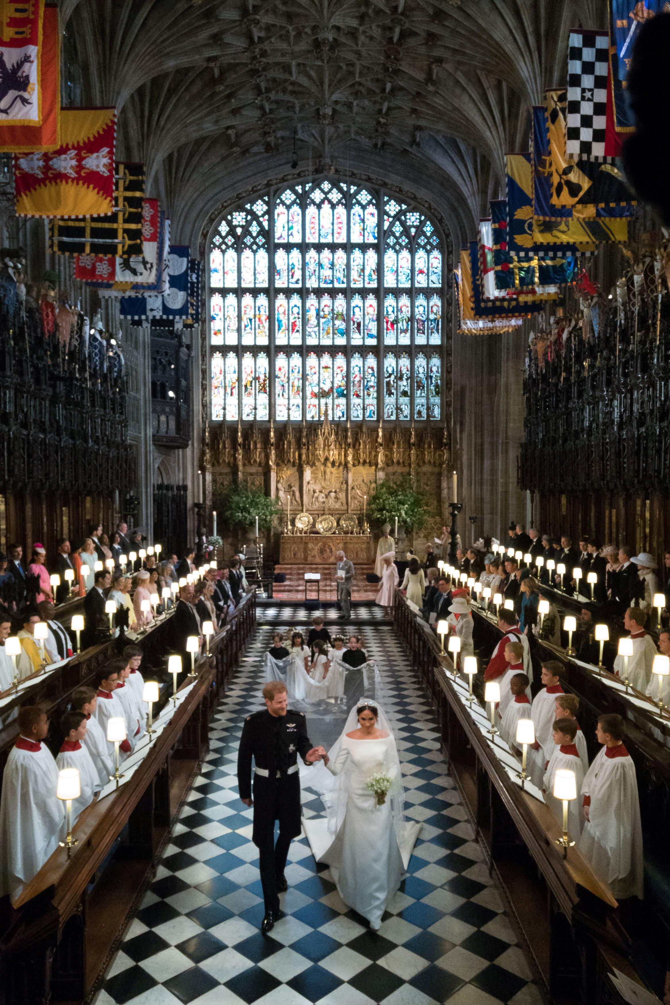 Речь проповедника на свадьбе принца Гарри и Меган Маркл шокировала гостей.