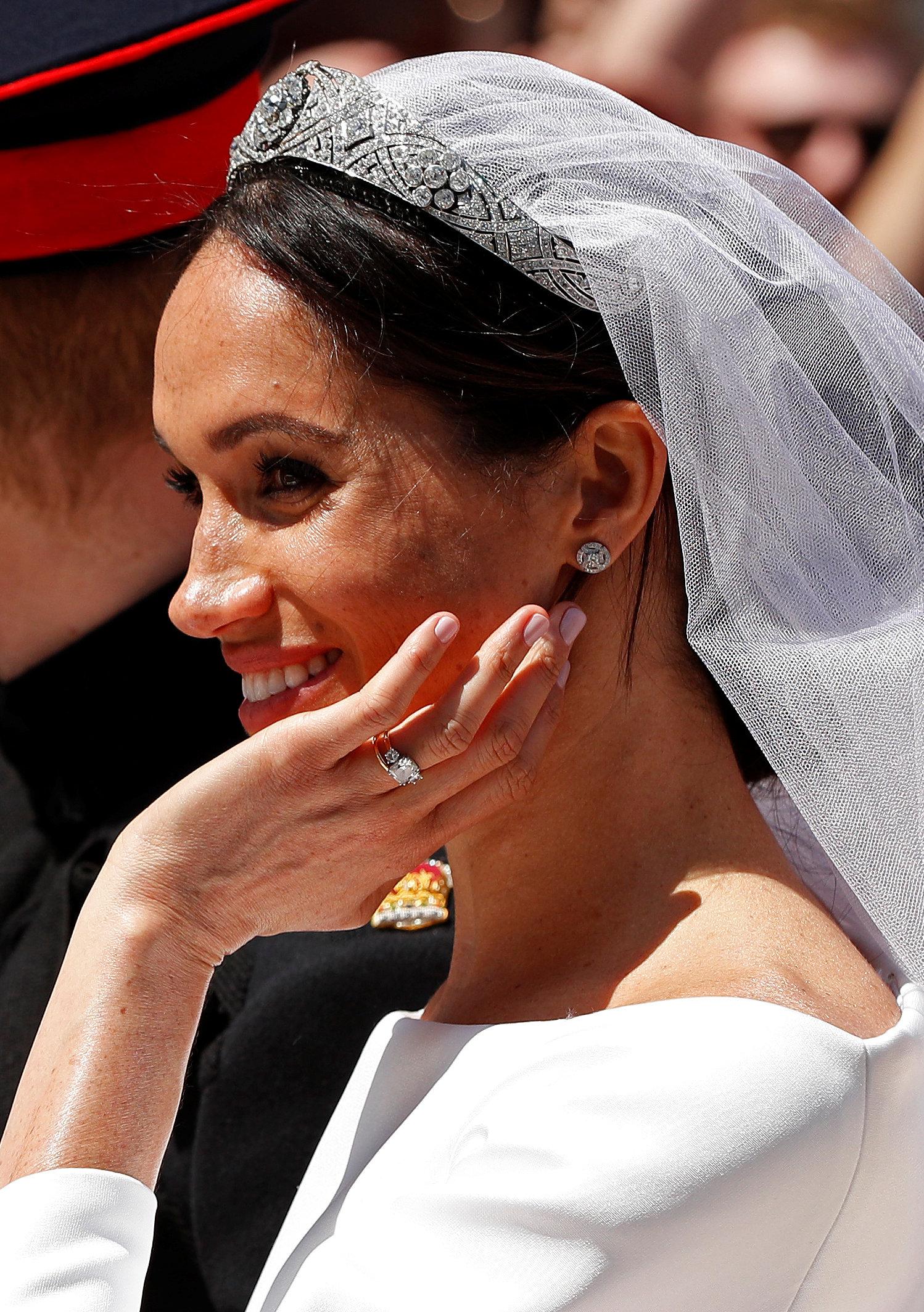Лена Миро назвала свадьбу Меган Маркл