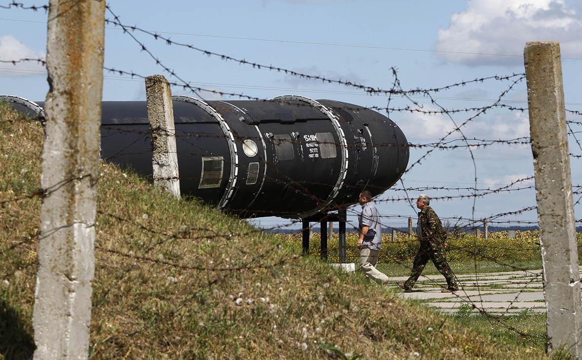 Ракета Р-36М (Сатана)