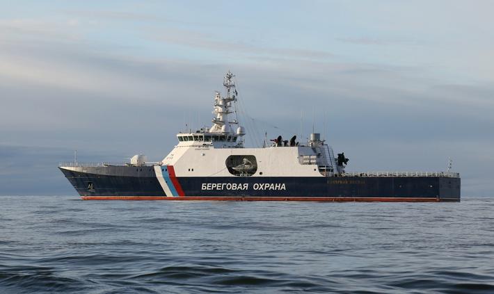 Для украинских судов закрыли часть Азовского моря