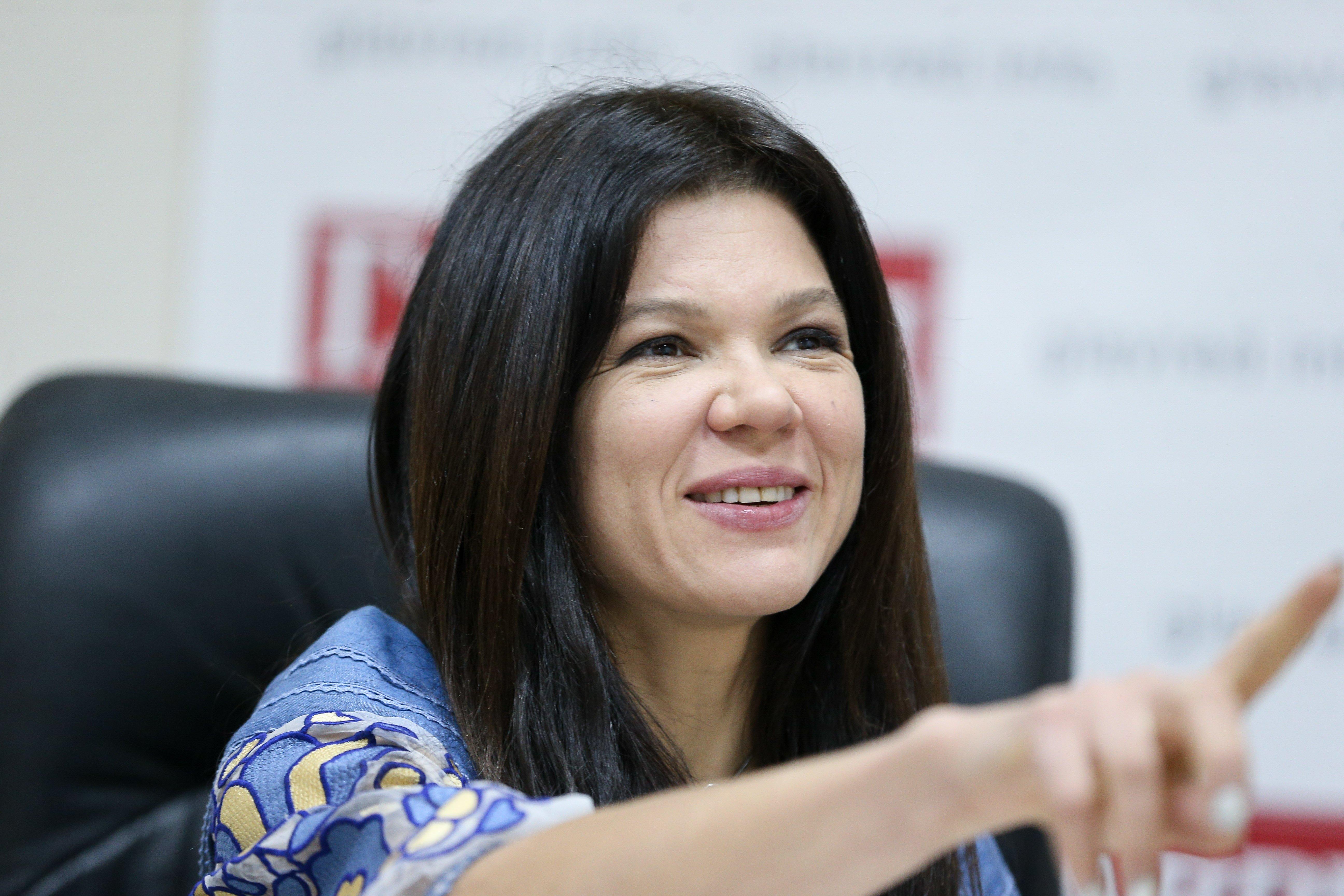 Руслана объяснила, как вернуть Крым и Донбасс.