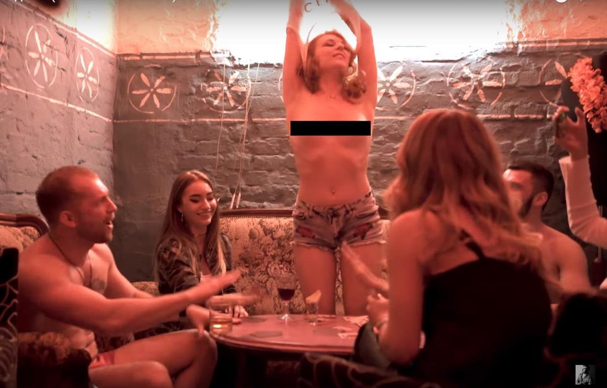 Провокационными видео секс