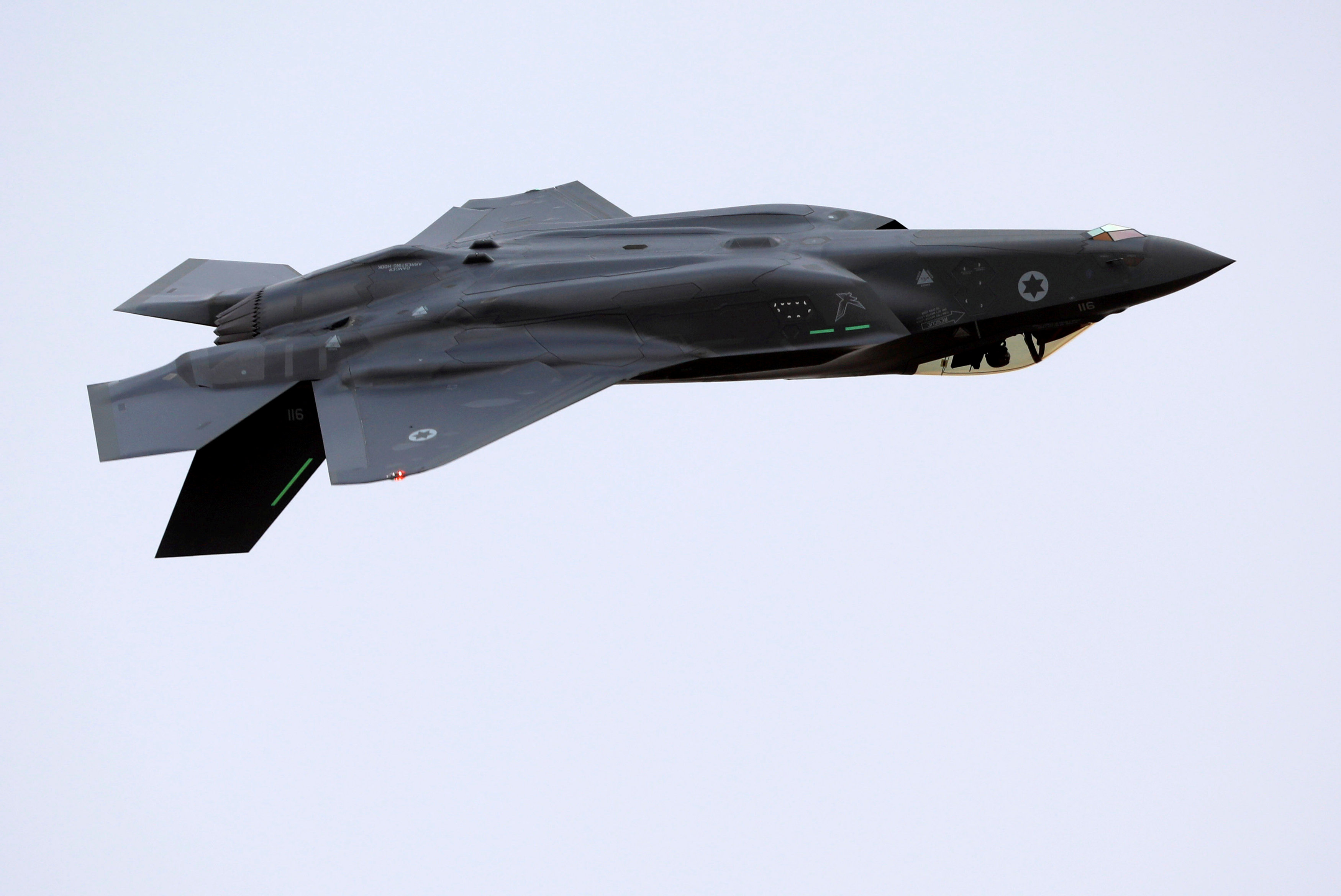 F-35 применили в бою