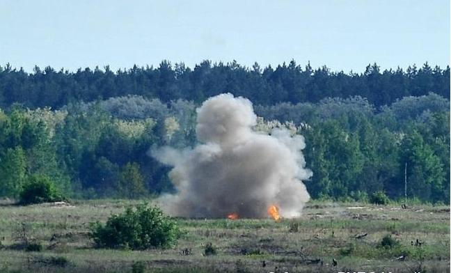 Испытания Javelin прошли на полигоне ВСУ