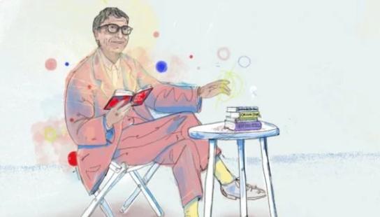 Билл Гейтс представил мастрид на лето