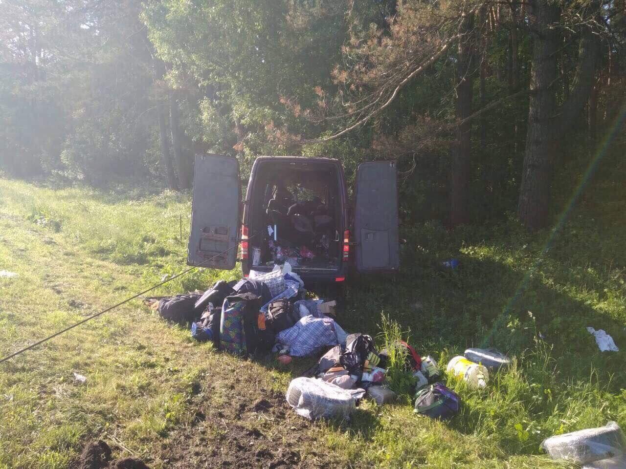 На Львовщине в результате ДТП погибли шесть человек