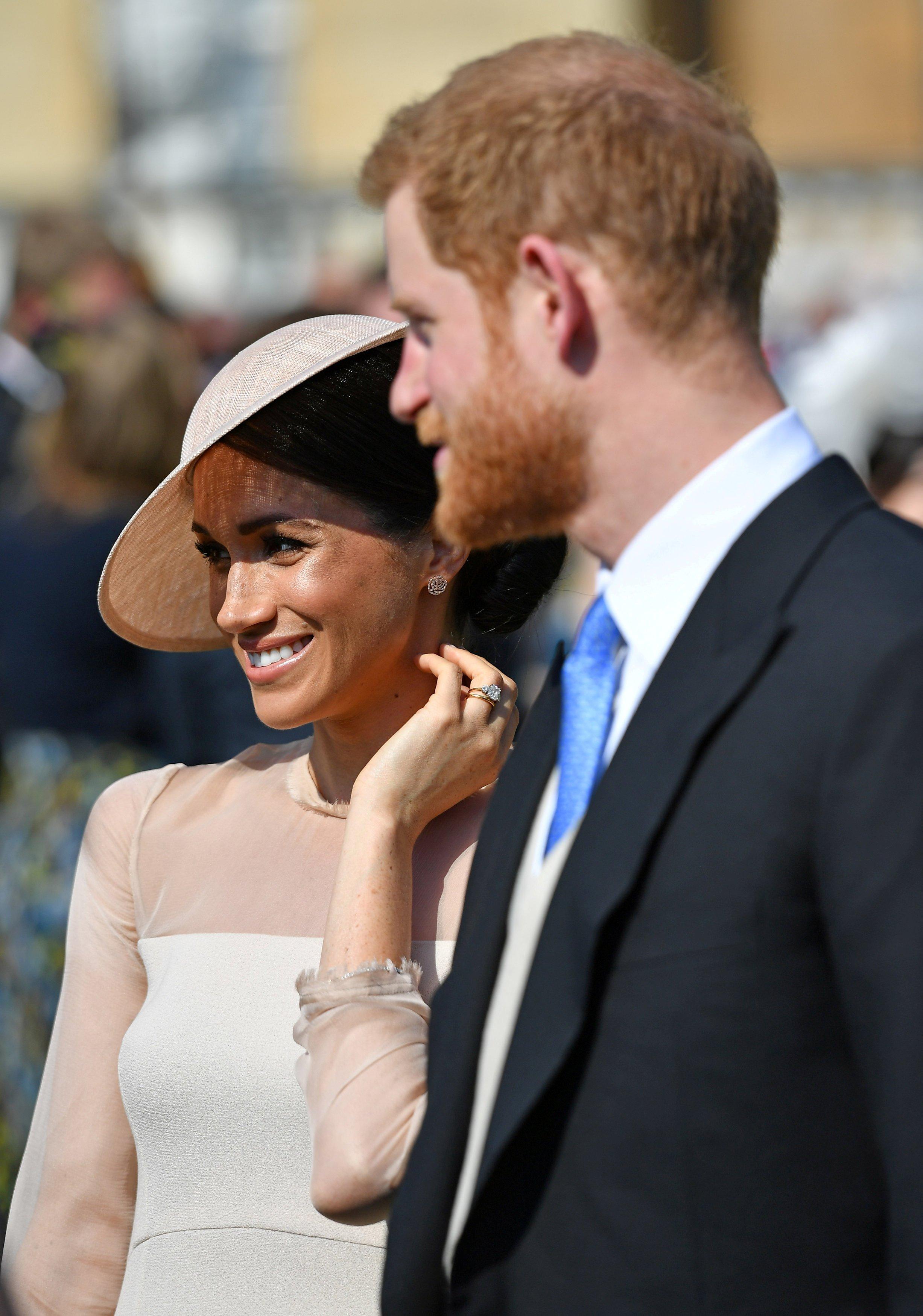 Где же принц Гарри и Меган Маркл проведут медовый месяц?
